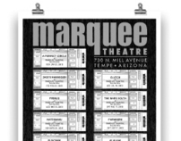Marquee Theatre - INTERACTIVE DESIGN