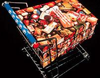 AH - Allerhande. Mini shopping cart | Carro de compras