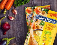 Gallina Blanca Broths
