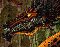 Venon Dragon