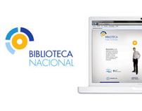 Biblioteca Nacional - Propuesta Imagen Corportativa