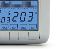 Crono-Thermostat Range | FantiniCosmi