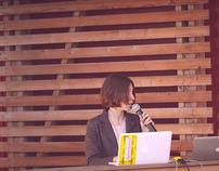 Behance Meetup 5 Moscow 2011