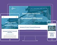 ZF-Solve Responsive Website