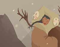 Character Design, Tribe