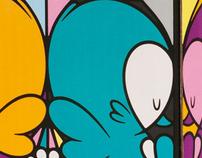 Lovebirds Color Edition