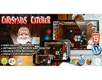 HTML5 Game: Christmas Catcher