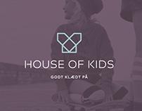 House of Kids Identity