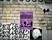 MIS_TAKE Visual Identity