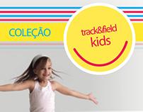 Track&Field Kids - Campanha de Inverno