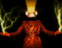 Atomic Rocket Comics: The Secret Archives /Doctor Actom