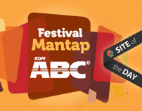 Virtual Festival Mantap Kopi ABC