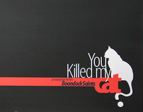 You Killed My Cat Book