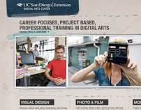 UCSD - Digital Arts Center