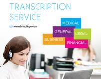 Transcription Services - Hi-Tech