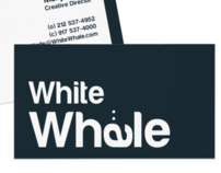 White Whale Branding & Stationary