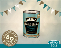 HEINZ BEANZ - DIAMOND JUBILEE EDITION