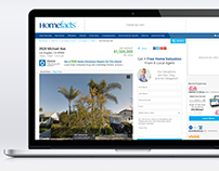 Homefacts - Website Redesign