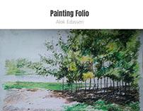 Painting Folio
