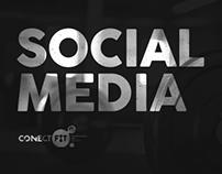Social Media - CONECT FIT