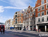 London Liverpool Street - Exterior CGI