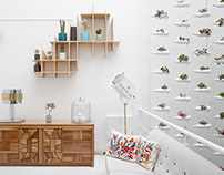 LaQuadra - Cafe Tienda de diseño