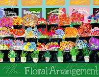 Spring Flowers | Whole Foods | Westwood, LA