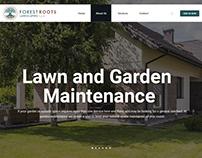 Diseño Web para ¨ForestROOTS ¨