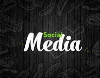 Social Media Würstchen
