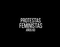 Protestas Feministas