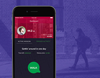 NarWalk - Walk and Earn mobile app