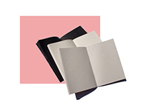 Oozing Notebook Collection
