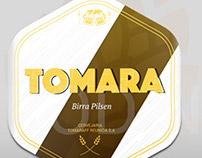 Logo Cerveja TOMARA