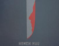 Cover Art - Homem Mau
