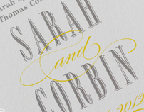 Sarah + Corbin