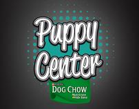 Puppy center cabine