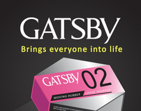 Gatsby- Packaging Design