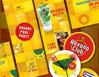 Havana Pool Party at Vahakni Pool and Bar
