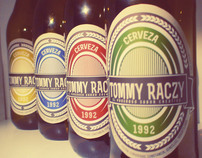 Beer Tommy Raczy | Promotion self