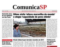Jornal 'Comunica São Paulo'