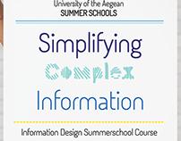 University of the Aegean Summer School 2013