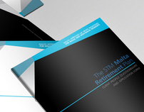 Financial Forms and Flyer Redesign