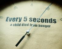 Hunger- awareness campaign