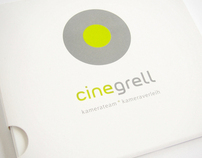 cinegrell Corporate Design
