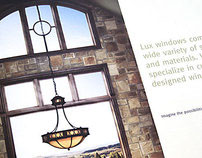 Lux Windows catalogue