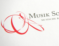 music school Corporate Design