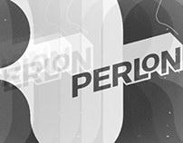 Logo visuals Perlon Record Label