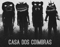 Flyer Casa dos Coimbras