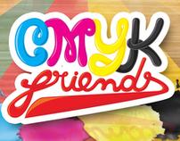 CMYK - Friends