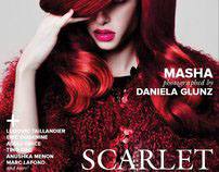 UCE magazine-Scarlet Fever Issue_